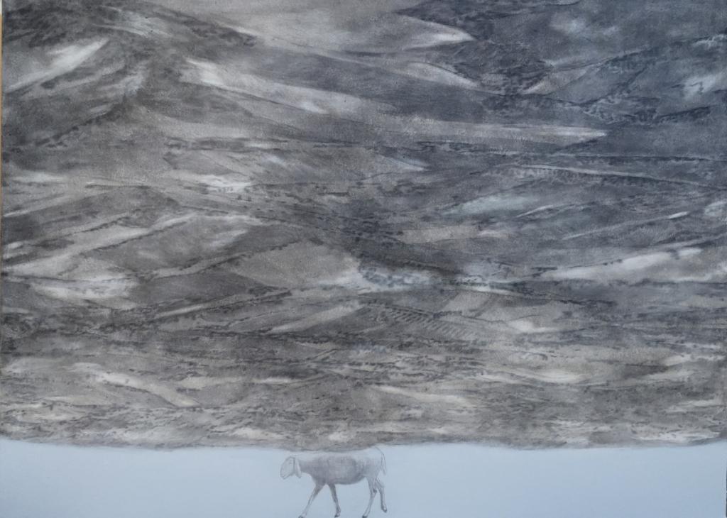 2015, 130 x 180 cm, olio su tela