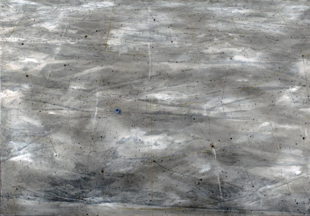 2014, 90 x 130 cm, olio su tela